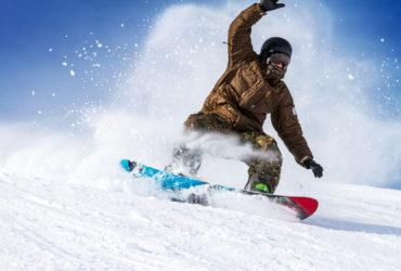 Zaplanuj wyjazdy snowboardowe dla swoich pracowników