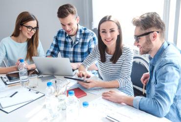 Spotkania integracyjne dla firm… w pracy!