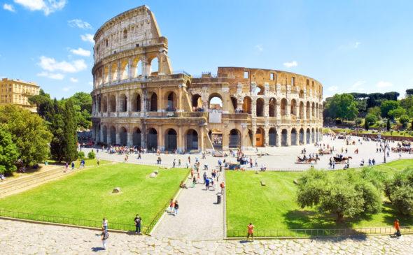 Wycieczka zagraniczna do… Rzymu!